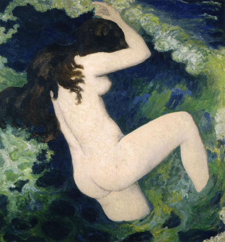 Maillol, La Vague