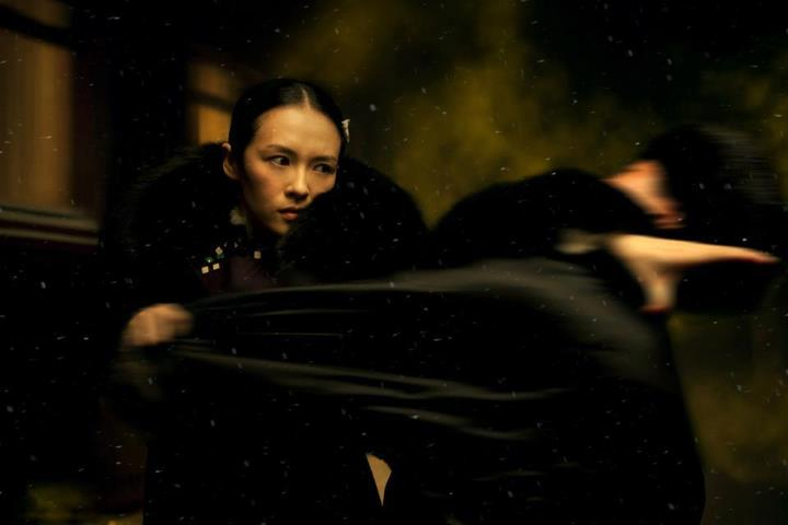 photo zhang-ziyi-train
