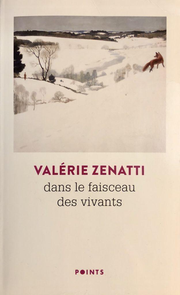 Dans le faisceau des vivants, de Valérie Zenatti