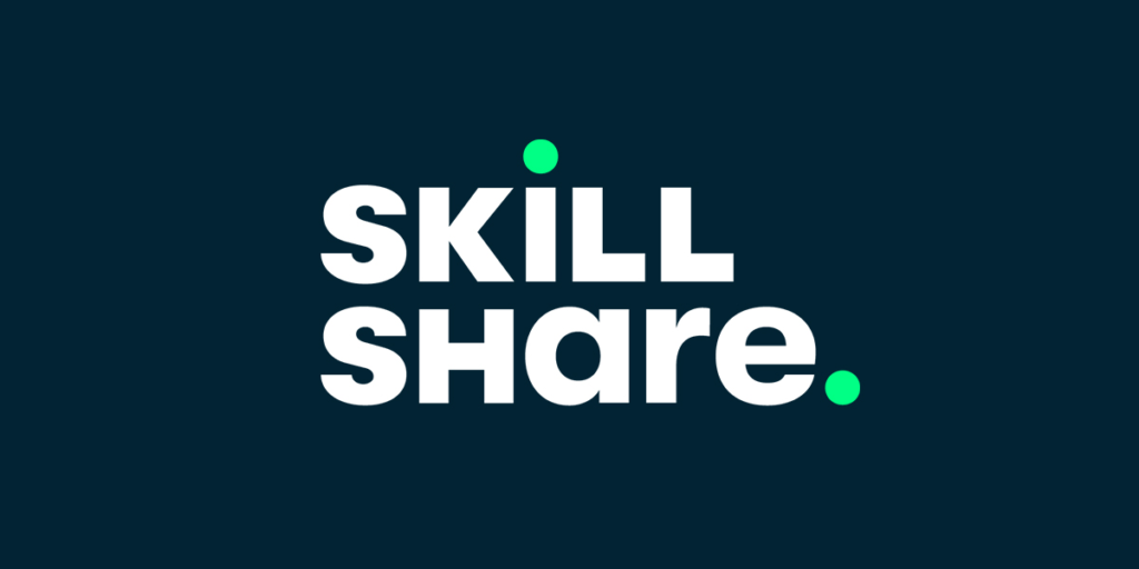 Logo Skillshare